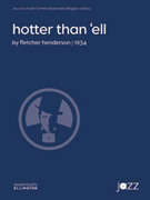 Cover icon of Hotter Than 'ell sheet music for jazz band (full score) by Fletcher Henderson