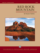 Cover icon of Red Rock Mountain (COMPLETE) sheet music for concert band by Rossano Galante