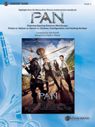 Cover icon of Pan: Highlights from the Warner Bros. Pictures Motion Picture Soundtrack (COMPLETE) sheet music for concert band by John Powell and Douglas E. Wagner