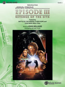 Cover icon of Star Wars: Episode III Revenge of the Sith (COMPLETE) sheet music for concert band by John Williams and Michael Story