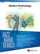 Cover icon of Modern Pecknology (COMPLETE) sheet music for jazz band by Kris Berg