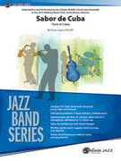 Cover icon of Sabor de Cuba sheet music for jazz band (full score) by Victor Lopez and Victor Lopez, intermediate