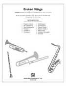 Cover icon of Broken Wings sheet music for Choral Pax (full score) by Richard Page and Jonny Lang, easy/intermediate skill level