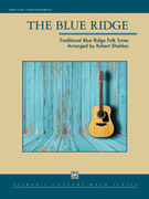 Cover icon of The Blue Ridge (COMPLETE) sheet music for concert band by Anonymous, intermediate skill level