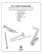 Cover icon of Try a Little Tenderness (COMPLETE) sheet music for band or orchestra by Harry Woods, Jimmy Campbell, Reg Connelly and Kirby Shaw, easy/intermediate