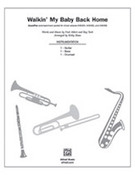 Cover icon of Walkin' My Baby Back Home (COMPLETE) sheet music for band or orchestra by Fred Ahlert, Roy Turk and Kirby Shaw, easy/intermediate skill level
