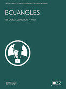Cover icon of Bojangles sheet music for jazz band (full score) by Duke Ellington