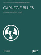 Cover icon of Carnegie Blues sheet music for jazz band (full score) by Duke Ellington