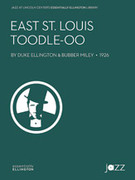 Cover icon of East St. Louis Toodle-oo (COMPLETE) sheet music for jazz band by Duke Ellington and Bubber Miley