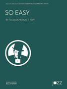Cover icon of So Easy sheet music for jazz band (full score) by Tadd Dameron, intermediate jazz band (full score)