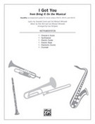 Cover icon of I Got You sheet music for band or orchestra (full score) by Lin-Manuel Miranda, Amanda Green, Tom Kitt and Lisa DeSpain