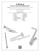 Cover icon of A Musical sheet music for band or orchestra (full score) by Karey Kirkpatrick, Wayne Kirkpatrick and Andy Beck