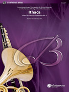 Cover icon of Ithaca (COMPLETE) sheet music for concert band by Robert W. Smith, intermediate