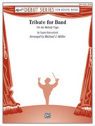 Cover icon of Tribute for Band (COMPLETE) sheet music for concert band by Daniel Butterfield, intermediate skill level
