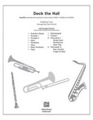 Cover icon of Deck the Hall (COMPLETE) sheet music for band or orchestra by Anonymous and Chad Weirick