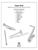 Cover icon of Jingle Bells (COMPLETE) sheet music for band or orchestra by James Pierpont and Alan Billingsley, easy/intermediate