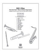 Cover icon of Still I Rise (COMPLETE) sheet music for band or orchestra by Mark Hayes and Maya Angelou, easy/intermediate band or orchestra