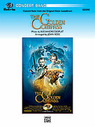 Cover icon of The Golden Compass (COMPLETE) sheet music for concert band by Alexandre Desplat and John Ross