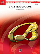Cover icon of Critter Crawl (COMPLETE) sheet music for string orchestra by Carol J. Johnson, easy/intermediate