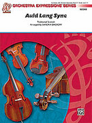 Cover icon of Auld Lang Syne (COMPLETE) sheet music for string orchestra by Anonymous