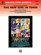 Cover icon of The New Girl in Town sheet music for string orchestra (full score) by Marc Shaiman, Scott Wittman and Bob Cerulli, easy orchestra