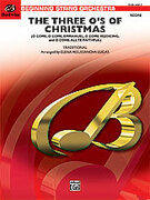 Cover icon of The Three O's of Christmas sheet music for string orchestra (full score) by Anonymous, easy orchestra