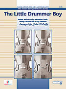 Cover icon of The Little Drummer Boy sheet music for string orchestra (full score) by Katherine Davis, easy