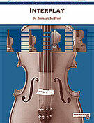 Cover icon of Interplay (COMPLETE) sheet music for string orchestra by Brendan McBrien, easy/intermediate
