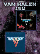 Cover icon of Bottoms Up! sheet music for guitar solo (authentic tablature) by Edward Van Halen and Edward Van Halen