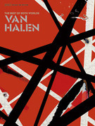 Cover icon of Learning To See sheet music for guitar solo (authentic tablature) by Edward Van Halen and Edward Van Halen