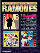 Cover icon of I Wanna Be Sedated sheet music for guitar or voice (lead sheet) by Ramones, easy/intermediate