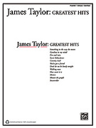 Cover icon of Shower The People sheet music for guitar solo (authentic tablature) by James Taylor