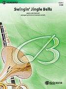 Cover icon of Swingin' Jingle Bells sheet music for concert band (full score) by James Pierpont