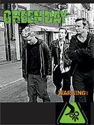 Cover icon of Warning sheet music for guitar solo (authentic tablature) by Green Day, easy/intermediate guitar (authentic tablature)