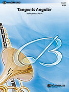 Cover icon of Tangents Angular (COMPLETE) sheet music for concert band by Roland Barrett, easy/intermediate concert band