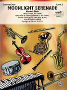 Cover icon of Moonlight Serenade (COMPLETE) sheet music for clarinet by Glenn Miller