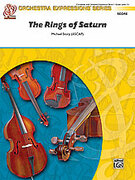 Cover icon of The Rings of Saturn sheet music for string orchestra (full score) by Michael Story, easy