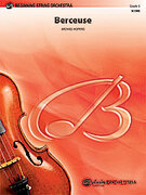 Cover icon of Berceuse (COMPLETE) sheet music for string orchestra by Michael Hopkins, classical score, easy skill level