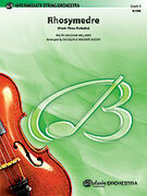 Cover icon of Rhosymedre sheet music for string orchestra (full score) by Ralph Vaughan Williams and Douglas E. Wagner, classical score, easy/intermediate skill level