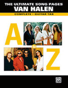 Cover icon of Big Bad Bill (Is Sweet William Now) sheet music for guitar solo (authentic tablature) by Edward Van Halen