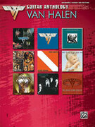 Cover icon of Dance The Night Away sheet music for guitar solo (authentic tablature) by Edward Van Halen and Edward Van Halen, easy/intermediate guitar (authentic tablature)