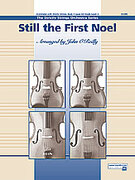 Cover icon of Still the First Noel sheet music for string orchestra (full score) by Anonymous, easy skill level
