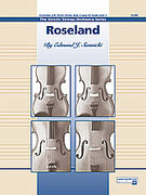 Cover icon of Roseland (COMPLETE) sheet music for string orchestra by Edmund J. Siennicki, easy