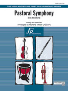 Cover icon of Pastoral Symphony sheet music for full orchestra (full score) by Ludwig van Beethoven and Richard Meyer