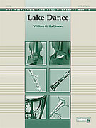 Cover icon of LAKE DANCE/HFO sheet music for full orchestra (full score) by William G. Harbinson
