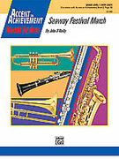 Cover icon of Seaway Festival March (COMPLETE) sheet music for concert band by John O'Reilly