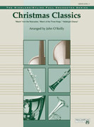 Cover icon of Christmas Classics (COMPLETE) sheet music for full orchestra by Anonymous