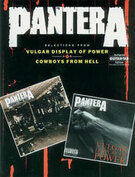 Cover icon of Mouth For War sheet music for guitar solo (authentic tablature) by Pantera, easy/intermediate guitar (authentic tablature)