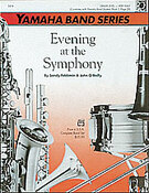 Cover icon of Evening at the Symphony sheet music for concert band (full score) by Sandy Feldstein, classical score, beginner