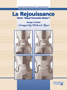 Cover icon of La Rejouissance from the